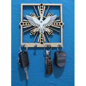 Porta Chaves Divino Espirito Santo