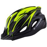 Capacete Ciclismo Bike Absolute Nero Led Verde Amarelo Neon