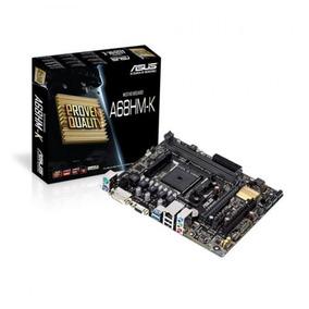 Placa Mãe Asus A68hm-k Fm2+ Processador Amd A4 6300 3.7ghz