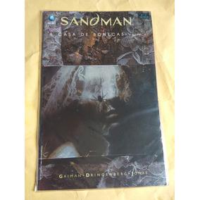 Hq Sandman A Casa Das Bonecas Parte 6 - Editora Globo