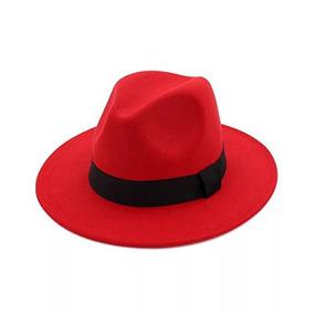 Sombreros Fedora Ala Ancha - Accesorios de Moda en Mercado Libre ... 69ee9cac6cc
