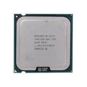 Intel Pentium E2140 1.6ghz/1m Cache