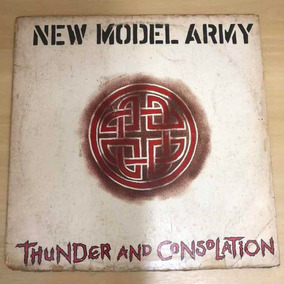 Lp Vinil New Model Army Thunder And Consolation
