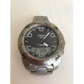 Relógio Tissot T-touch Expert Titânio