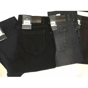 2fd8cb6369ee6 Pantalón Para Caballero Perry Ellis Negro O Azul