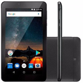 Tablet Multilaser M7s Android 7.0 Preto 8gb 7 Pol - Nb273