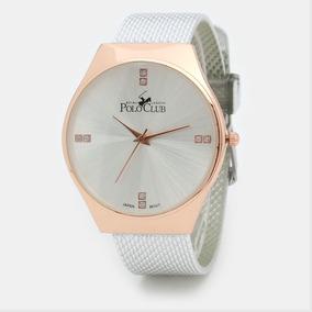 8beca465439 Reloj Polo Club Mujer Blanco - Reloj de Pulsera en Mercado Libre México