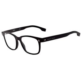 Hugo Boss Boss 0958 - Óculos De Grau 807 19 Preto Brilho ec700c87c1
