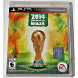 Fifa World Cup 2014 Brazil Ps3