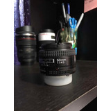 Lente Nikon 50 Mm F 1.4