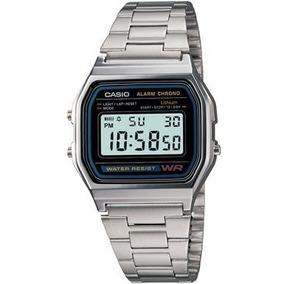 ada86a241c7 Relogio Casio A 158wa Original Dourado - Relógios De Pulso no ...