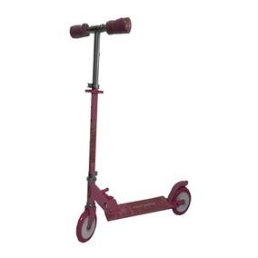 Monopatin Kit Scooter Rosado.