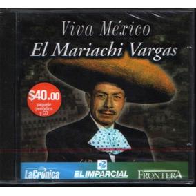 El Mariachi Vargas Viva México Cd Nuevo Sellado De Coleccion