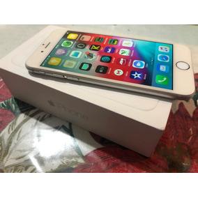 Iphone 6 Plata 128gb Celular Telcel Libre Wifi Barato Ganalo