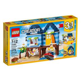 Vacaciones En La Playa Lego - 31063
