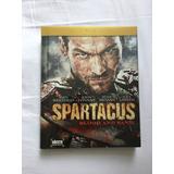 Spartacus Sangue E Areia 1ª Temporada Bluray Importado