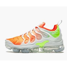 763902f6e8d Tênis Nike Air Vapormax Plus Novos Masculino Netshoes. Vapor Max Plus Nike  Masculino Para Laranja No