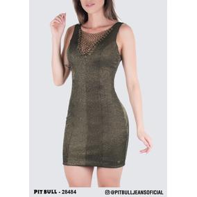 Vestido Feminino Pit Bull Lançamento 28484 992471a1951