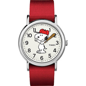 Timex X Peanuts Snoopy