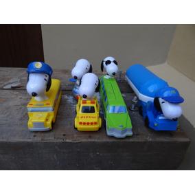 Snoopy Coleção Mc Donalds 2006 Lote