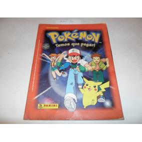 Álbum Pokémon (temos Que Pegar!) - Panini - A62