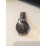 86eb12939b3 Relógio Swatch Bicolor Preto transparente Usado