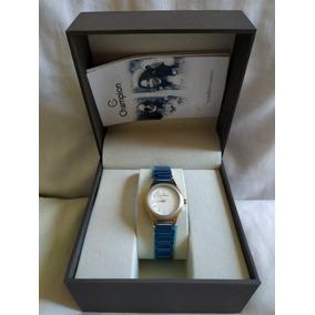 Relógio Feminino Champion Cn26917b Pronta Entrega