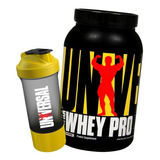 Ultra Whey Pro - 909g - Universal Nutrition + Brinde