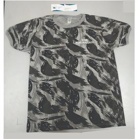 Camiseta Camuflado Urbano Com Nome Bordado Personalizado