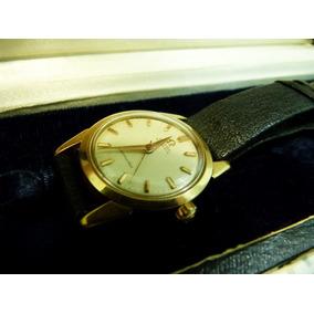 492b740a47c Relógio Omega Automático Seamaster Ponteiros Ouro Anos 50 ...