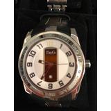 e108033df5e Pulseira Relogio Dolce Gabbana no Mercado Livre Brasil