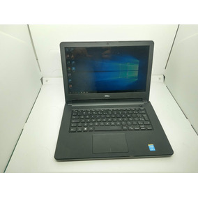 Notebook Dell Core I3-5005u 4gb 500gb Tela 14pol Windows 10