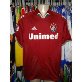 480bf316bc Camisa Do Fluminense Adidas Grena - Futebol no Mercado Livre Brasil
