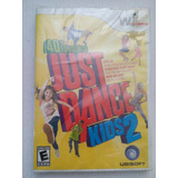 Just Dance Kids 2 Wii Nuevo Nintendo Bieber Jonas