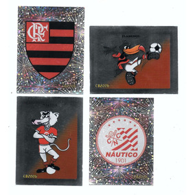 C001 Campeonato Brasileiro 2006 - Escudos E Mascotes Cromos