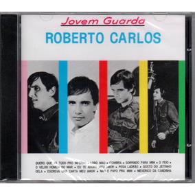 Roberto Carlos Cd Jovem Guarda 1965 Novo Lacrado Original