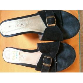 Zueco Mujer Plataforma Corcho - Zapatos en Mercado Libre Argentina a683e733fb1