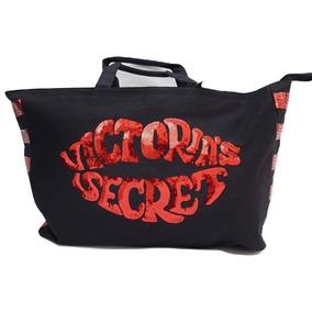 Victoria s Secret Bolsa Tote Grande Lentejuela 100% Original. Estado De  México 60dcdef645601