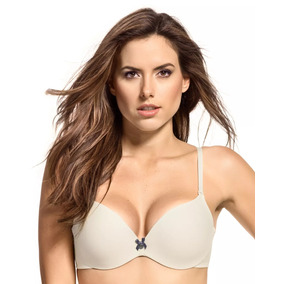 Brasier Push Up Estilo Balconet 36 B Leonisa