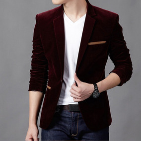 Blazer Nueva Moda Suit Jacket Slim Fit