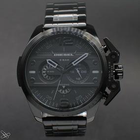 Reloj Diesel Negro Dz4362 Sobrepedido