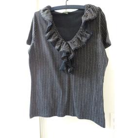 Blusa De Malha Feminina Polo Ralph Lauren Decote V - Calçados ... 3ecb8737fec