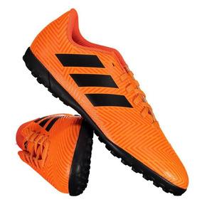 Chuteira Laranja Da Adidas - Chuteiras no Mercado Livre Brasil 1b23db9ff732b