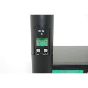 Microfone Shure Slx Beta58