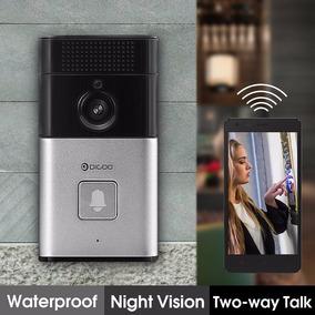 Interfone Digoo Sb-xyz Wireless Bluetooth/ Wifi Frete Gratis