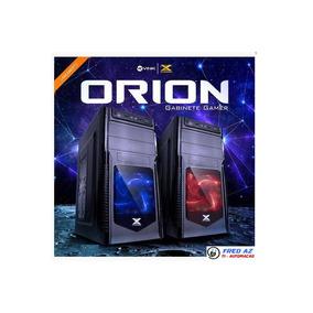 Cpu Core2duo 3.06 4gb Hd 320gb Wi-fi Fan Led Vermelho Front