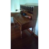 Móveis Antigos Antiguidades Escrivaninhas; Decoração;