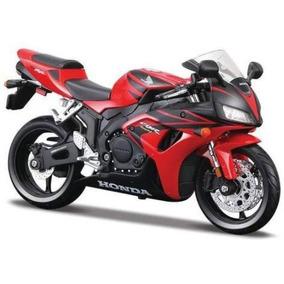 Replica New Ray Moto Honda Cbr 1000 Escala 1:12 Solomototeam