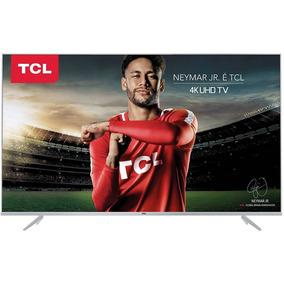Smart Tv Led 50 Tcl 4k Hdr P6us 3 Hdmi