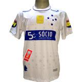 1060b64b19e75 Camisa Cruzeiro Libertadores - Camisa Cruzeiro Masculina no Mercado ...
